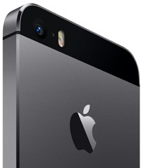 iphone 5s spacegrey klein