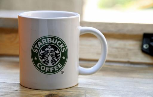 Starbucks mok