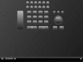 custom keypad ipad