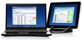 displaylink ipad