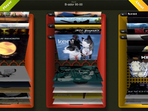 VinylLove platenbak voor de iPad