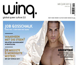 Winq Magazine voor de iPad