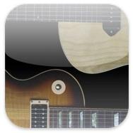 e-guitar icoon