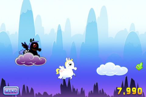 GU Unpleasant Horse voor iPhone en iPod touch