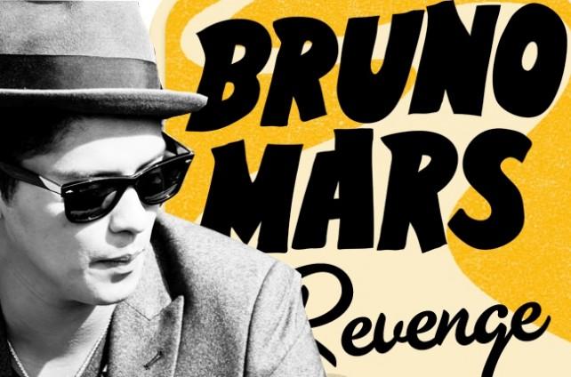 Bruno Mars Revenge voor de iPhone en iPad