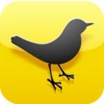 Tweetdeck voor iPhone en iPod touch pictogram
