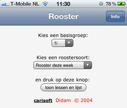 rooster-canisius