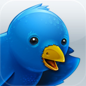 Twitterrific voor iPhone en iPod touch hoofdplaat