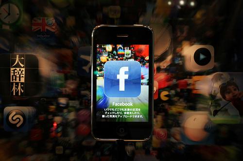 Facebook voor iPhone