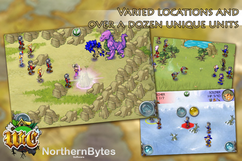 GU World to Conquer voor iPhone en iPod touch