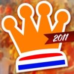 Koninginnedag 2011 app voor iPhone en iPod touch