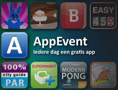 AppEvent editie 4 aankondiging
