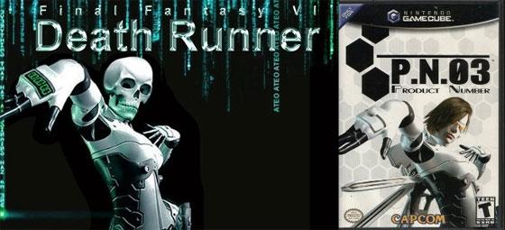 Death Runner en PN03 vergelijking
