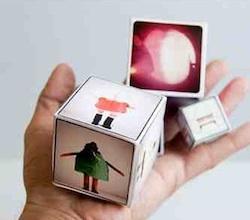 printsgram kubus