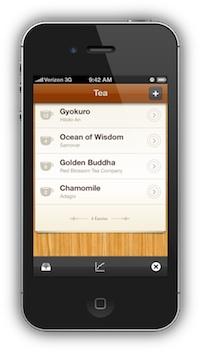 tea iphone