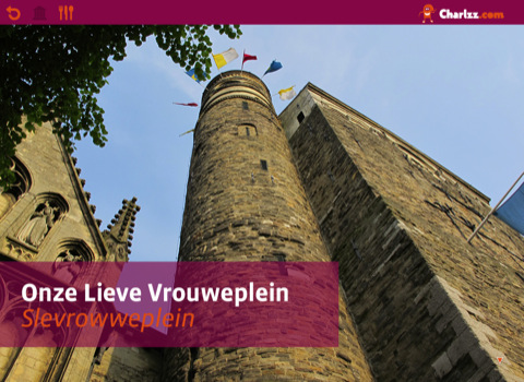 Het gevoel van Maastricht op de iPad