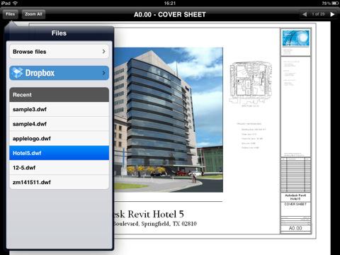 McDwiff voor de iPad