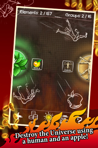 GI DU Doodle Devil voor iPhone en iPod touch