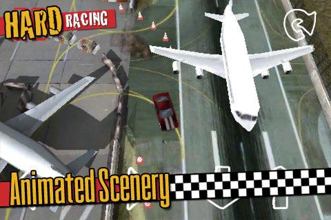 GU VR Hard Racing voor iPhone iPod touch