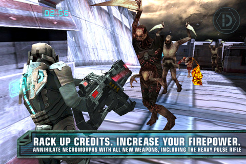 GU VR Dead Space World voor iPhone iPod touch