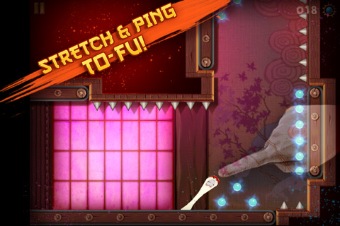 GU DO To-Fu The Trials of Chi voor iPhone en iPod touch
