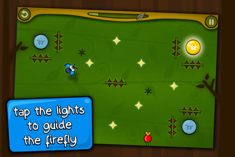 GU DI Firefly Hero voor iPhone en iPod touch