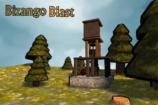 GU DI Bizango Blast screenshot voor iPhone