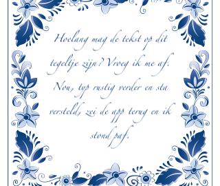 oud hollandse spreuken Maak oud Hollandse spreuken met tijdelijk gratis Tegeltjesmail oud hollandse spreuken
