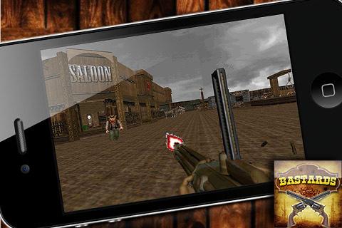 GU WO Bastards voor iPhone en iPod touch