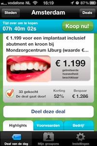 groupon nederland