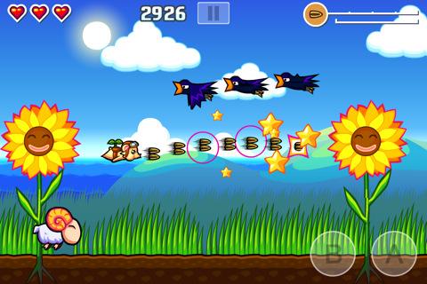 GU DI Flying Hamster voor iPhone en iPod touch