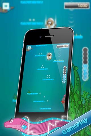 GU DI Diver Dave voor iPhone en iPod touch