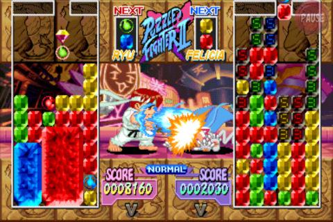 GU MA Puzzle Fighter II voor iPhone en iPod touch