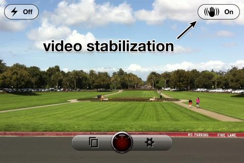 SteadyLens stabilisator voor de iPhone