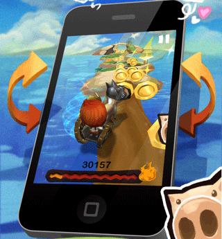 GU VR Prince Penny voor iPhone en iPod touch