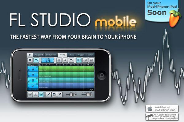 FL Studio Mobile voor de iPhone