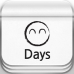 My Wonderful Days iPhone iPod dagboek applicatie