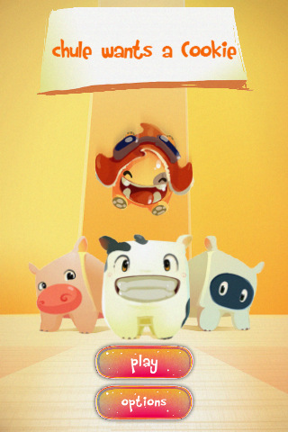 DI GU Chule Wants A Cookie voor de iPhone en iPod touch