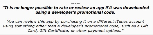 promocode review