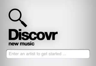 Discovr voor iPhone, iPad en iPod touch