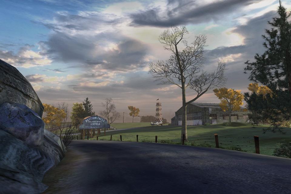 MA GU Dreamscape landschap voor iPhone en iPod touch