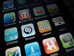 Populairste applicaties voor de iPhone
