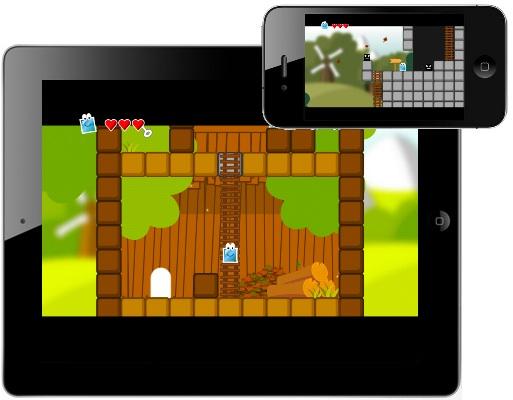 icecube adventures iphone ipad