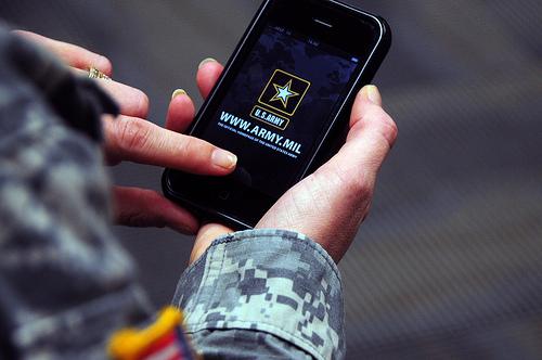 Gebruik een iPhone met apps