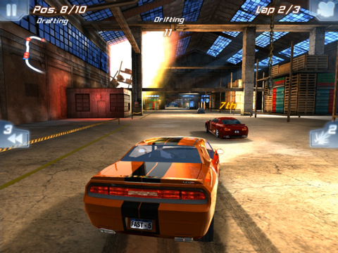 Fast and Furious 5 the game