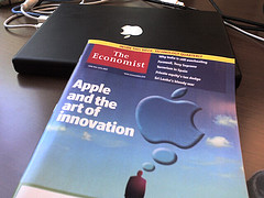 The Economist voorspelt over Apples toekomst