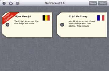 getpacked ipad