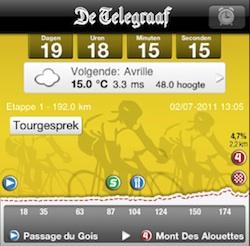 telesport ronde app
