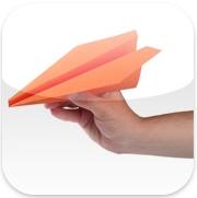 Vliegtuigjes app icoon