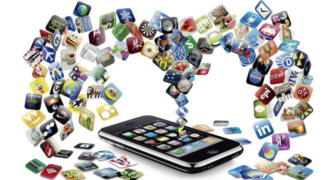 Apple Store applicaties uitspugen
